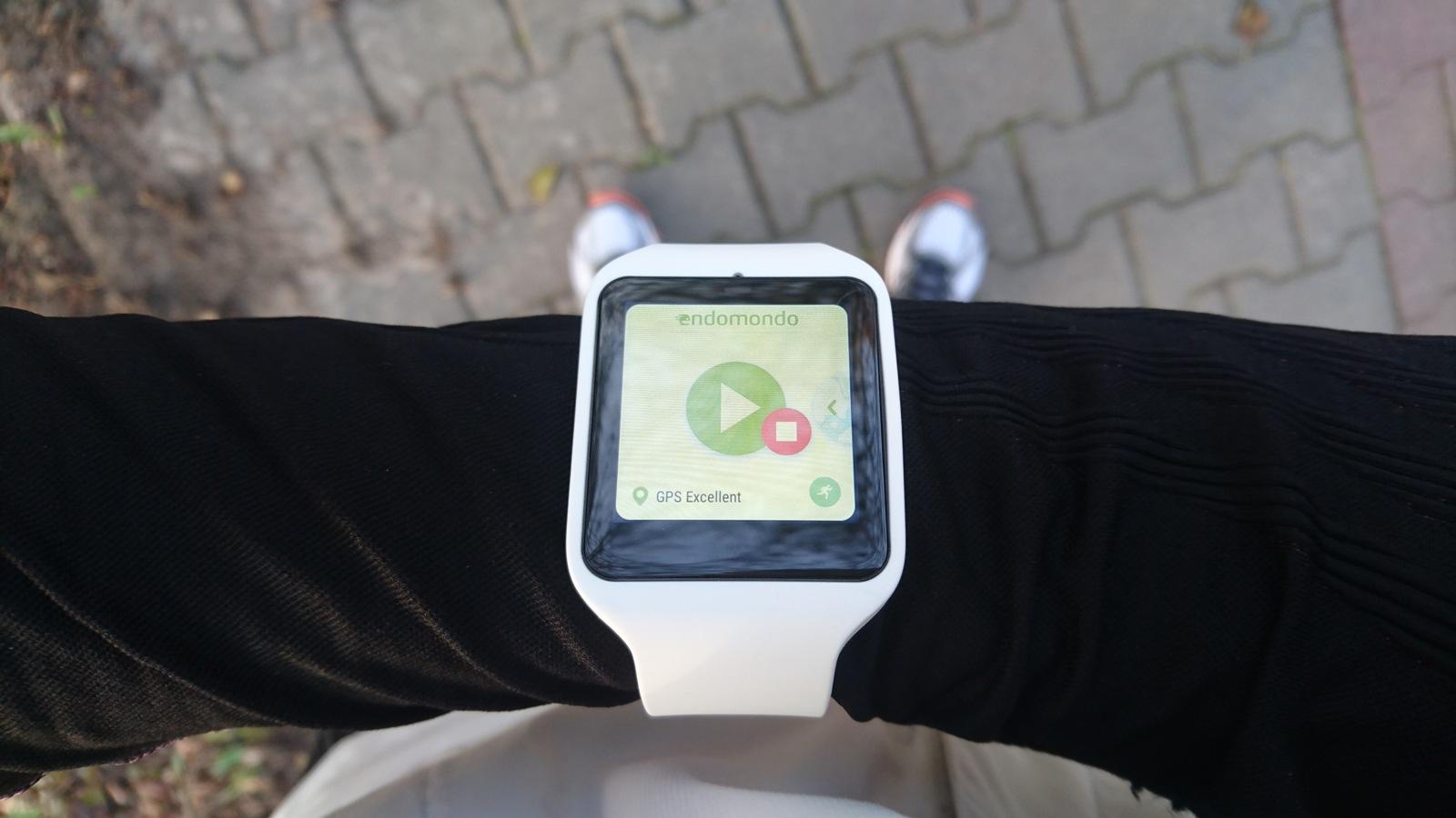 bieganie ze smartwatchem